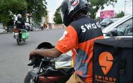 Delivery Boy Swiggy, Direct Joining NO CHARGES for Interview