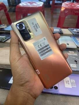 Xiaomi redmi note 10 pro 8/128 Fullset like new bergaransi