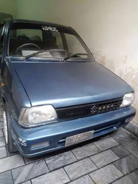 Suzuki Mehran for family used.No work required