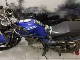 Suzuki Thunder 2007