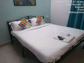 I want to required semi furnished 1 or 2 or 3 bhk