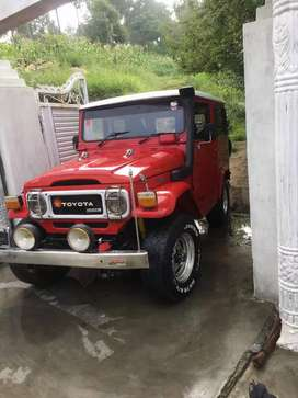 TOYOTA JEEP BJ 40 FOR SALE .