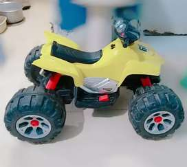 Atv big size toy car