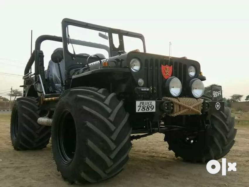 Full modified Jeep ready your booking 0