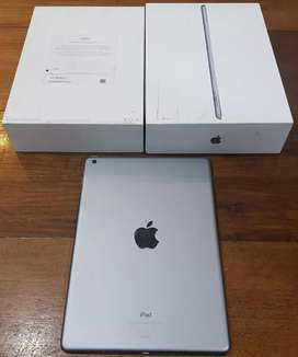 iPad gen 6th 128gb grey wifi only