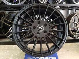 Velg cabrio mercy Haman EVO 19x8.5-9.5 5x120 Et42 Semi Matt Black2