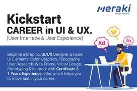 Graphic + UI & UX Designer