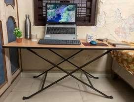 Multipurpose Engineered Wood Foldable Dinning/Office Table/Study Table