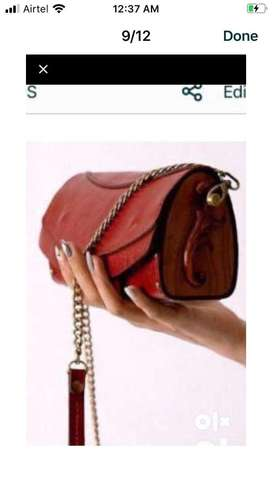 New ,Imported women leather bag