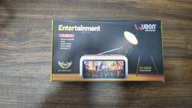 New UBON Entertainment Bluetooth Speaker @ 800 Only...Just Rs
