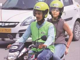 Agra (Rapido job for ola bikers)