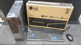 Branded For Professional Use (i5/4gb/500gb/18.5/Km) Dell/Hp/Lenovo