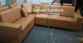 L modular sofa set curnar set Sameer furniture 44