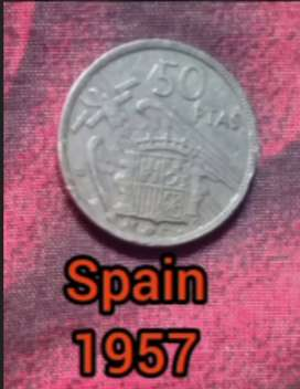 Original old coins