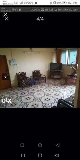 3BHK Flat 300mt from Highway . Flat is of 105sqmt