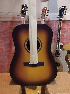 Gitar Tony akustik original Sunbruse color