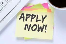 Urgent Requirement office and Home based Job