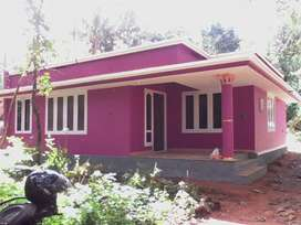 22.5 Cents Land with House for Sale Amala Nagar (URGENT)