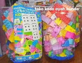 Lego Block Besar 115pcs
