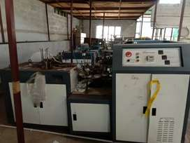 Need experienced operator cum mechanic for paper cup machine,