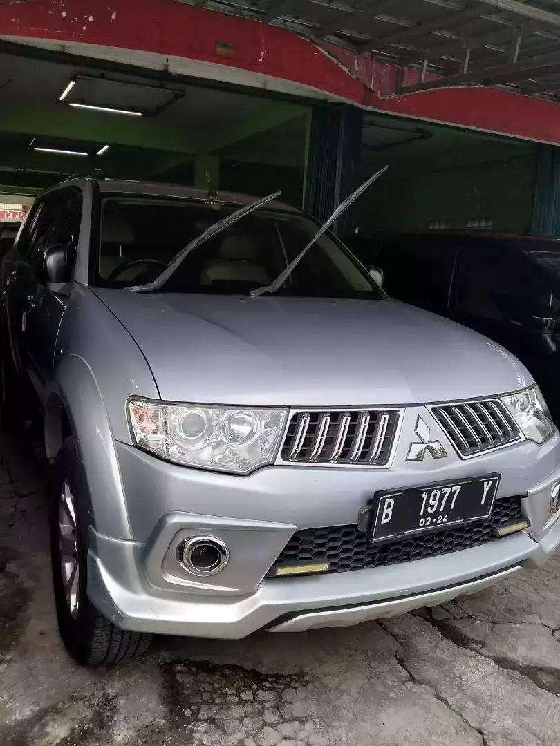Bisa Cash atau Credit Mitsubishi Pajero Sport Exceed Automatic 2003 0