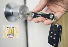 Key Smart Key Kunci Chain Swiss army Key Holder Organizer Gantungan