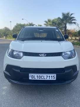 Mahindra KUV 100 G80 K2, 2018, CNG & Hybrids