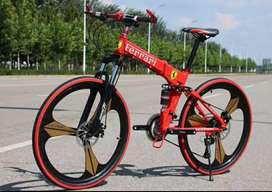 Ferrari foldable Cycle available for Sale