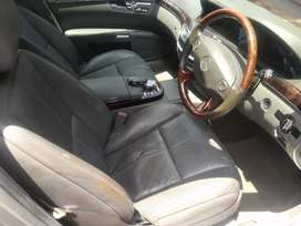Mercedes-Benz S-Class 2007 Petrol Well Maintained
