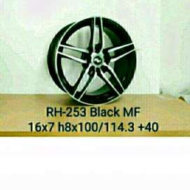 velg RH ring 16 buat avanza jazz mobilio brio sigra freed mirage