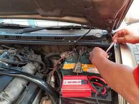 Meringankan Beban Kerja Alternator dg ISEO ,Power mobil jadi OPTIMAL