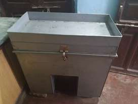 motorcycle box for sales man