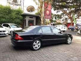 Mercy S500L facelift'2004 nopol N-mlg terawat Kondisi mwantabb