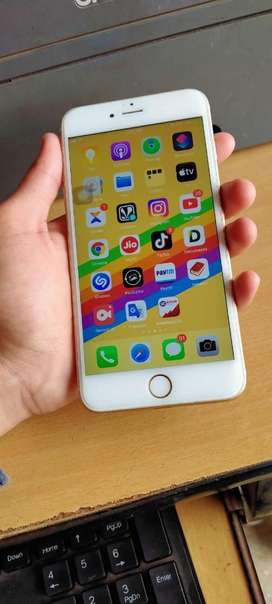 Iphone 6s Plus in new condition