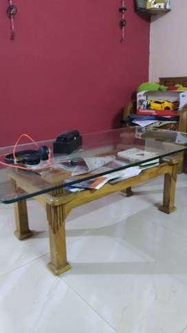 Original Teakwood Center table