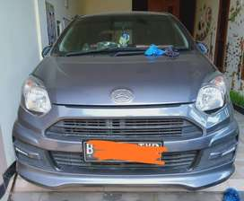 Daihatsu Ayla M Sporty 2014 Dark Grey