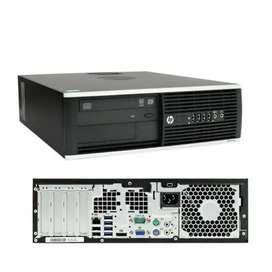 HP intel i5 Desktop Computer