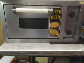 Pizza Oven & Sandwich Toaster