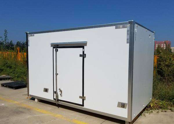 Reefrigeration Truck Container 0