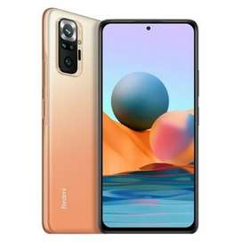 Mi note 10 pro max 8gb n 128gb only one week old with bill