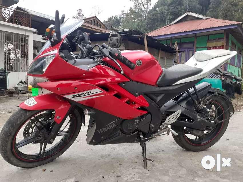 Yamaha r15 v2 0