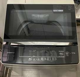 Bosch 6.5 Kg Fully-Automatic Top Load Washing Machine(WOE654Y0IN grey)