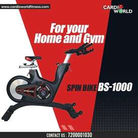 Festival offer on Spin Bikes with Magnetic flywheel
