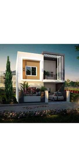wallfort paradise duplex house nera kamal vihar raipur