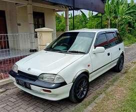 Suzuki Amenity Th 91 kondisi oke pajak baru