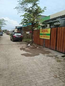 Rumah Barombong dp 5% angs 2.2jtan full bangunan tanjung bunga