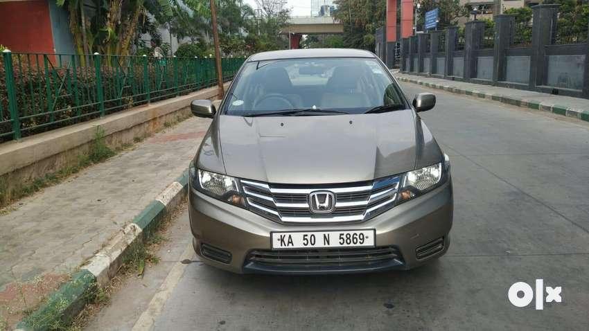 Honda City 2011-2013 S, 2012, Petrol