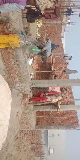 Noida sector 81 Salrpur metro station ka pas plot
