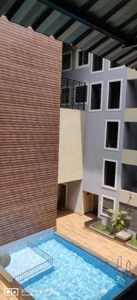 2bhk new luxurious flat  in Margao