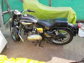 Bullet old model all papers are clear till 2024 mh20